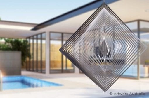 Diamond Premium wind spinner from Artwerx