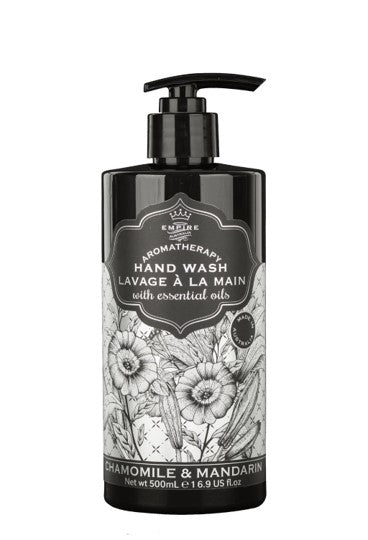 Chamomile and mandarin hand wash from Empire Australia