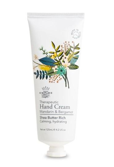 Mandarin and bergamot hand cream from Empire Australia