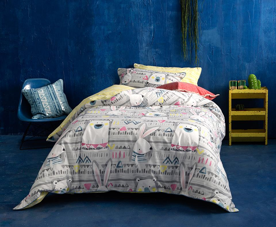 Frankie+Ginger quilt cover set