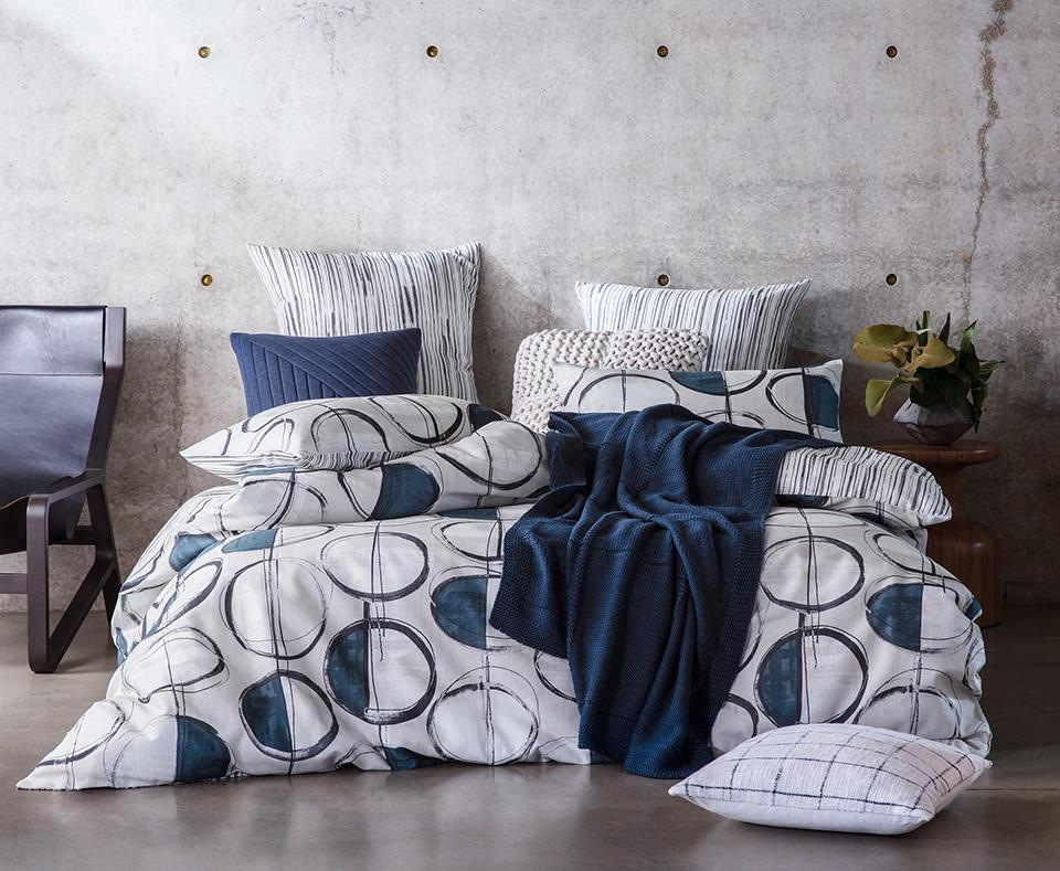 Mona quilt cover set