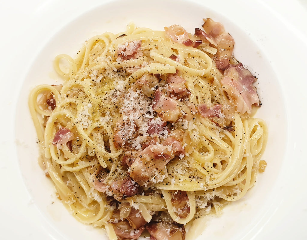 Spaghetti all Carbonara