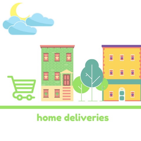 Ambra's Kitchen Free Home Deliveries