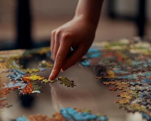 The health benefits of jigsaw puzzles