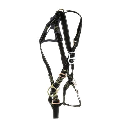 3M™ DBI-SALA® Delta™ Cross-Over Style Welder's Positioning/Climbing Harness, Universal