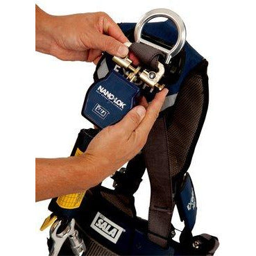 3M™ DBI-SALA® Nano-Lok™ Self Retracting Lifeline, 6 ft (1.8 m) web