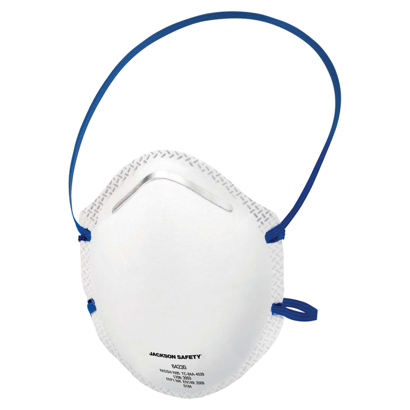 Jackson Safety N95 Particulate Respirators (Case of 160)