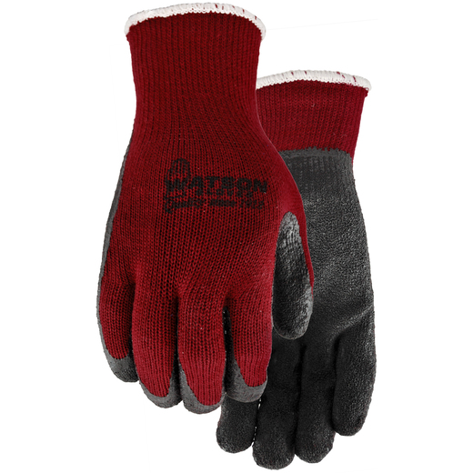 Red Hots Thermal Lined Dipped Gloves