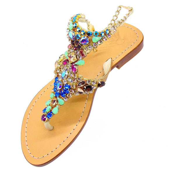 GALT - Pasha Sandals - Jewelry for your feet -