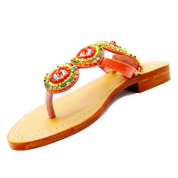 HUSVIK - Pasha Sandals - Jewelry for your feet -