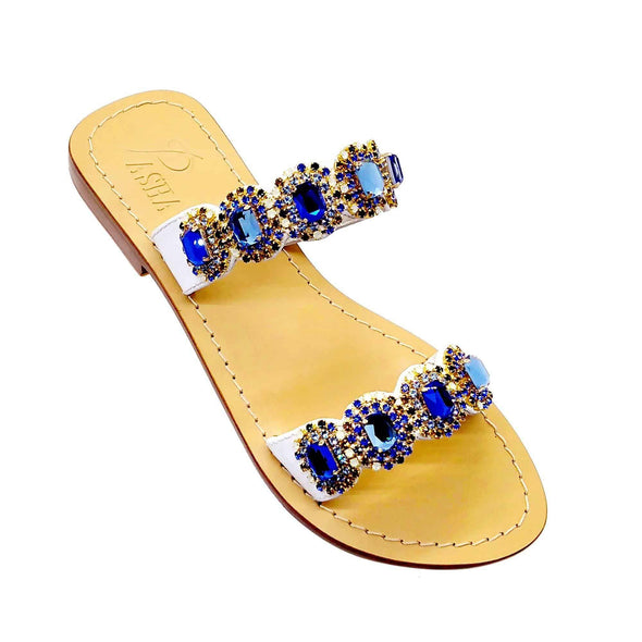 JACO - Pasha Sandals - Jewelry for your feet -