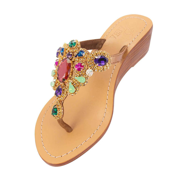 JUIST - Pasha Sandals - Jewelry for your feet -