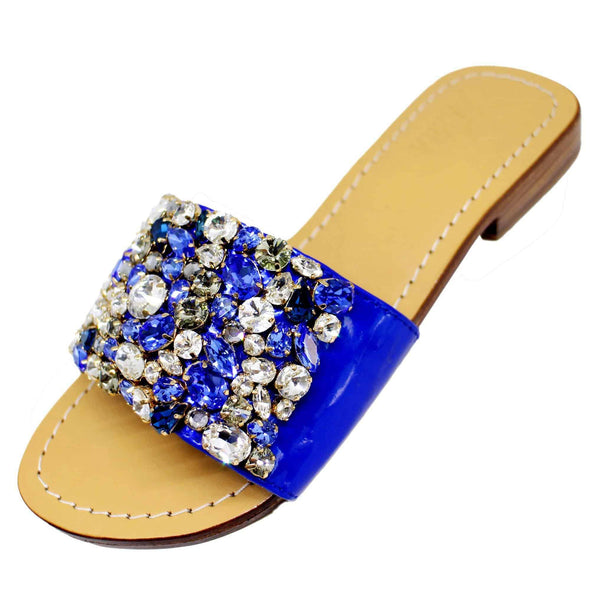 KORNATI - Pasha Sandals - Jewelry for your feet -