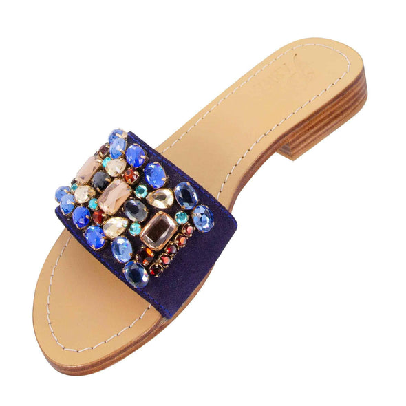 MERSEA - Pasha Sandals - Jewelry for your feet -