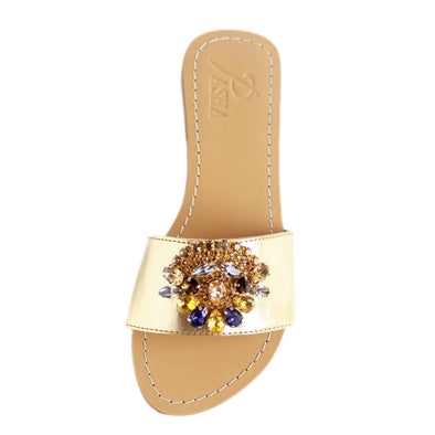 Nanjido Royal Gold Sandals