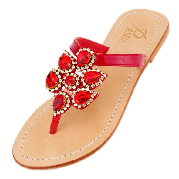 TASMANIA - Pasha Sandals - Jewelry for your feet -