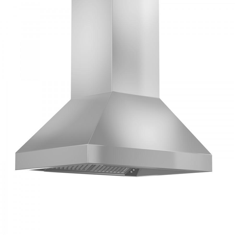 ZLINE Kitchen and Bath, ZLINE Outdoor Approved Island Mount Range Hood in Stainless Steel (597i-304), 597i-304-30, ZLINE Outdoor Approved Island Range Hood in Stainless Steel (597i-304)