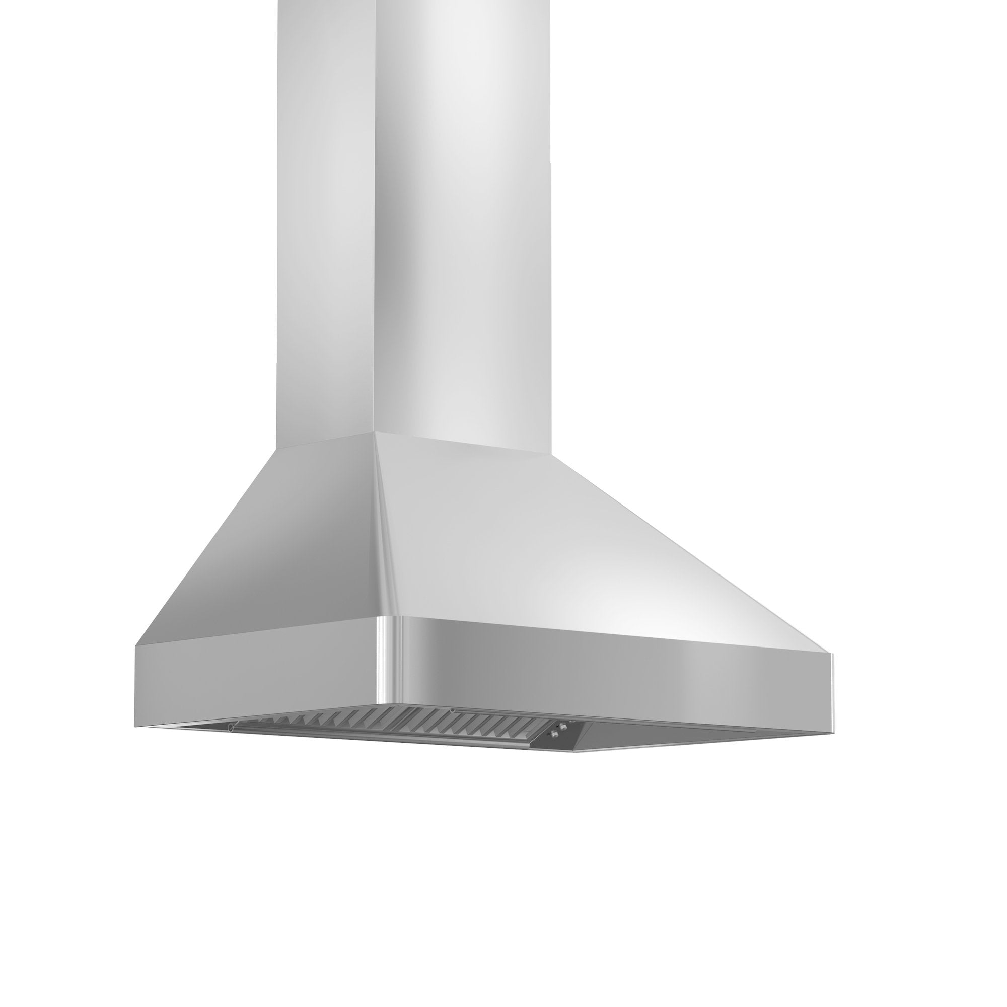 ZLINE Kitchen and Bath, ZLINE Professional Wall Mount Range Hood in Stainless Steel (9697), 9697-30,