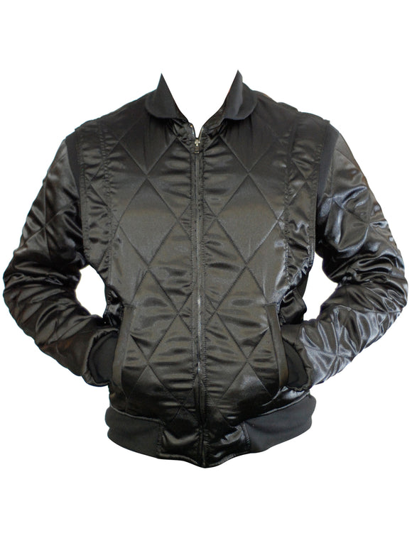 Scorpion  Bomber Jacket  in  Black