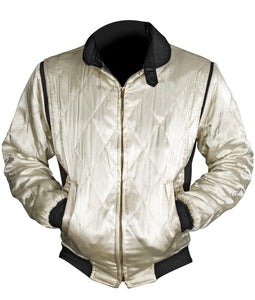 Scorpion Bomber Jacket in Taupe