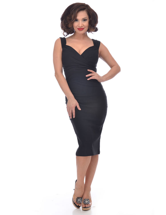Diva Dress in Black