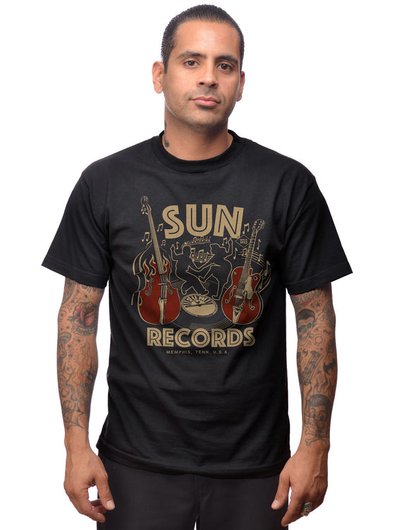 Sun Records Dance Men's Tee