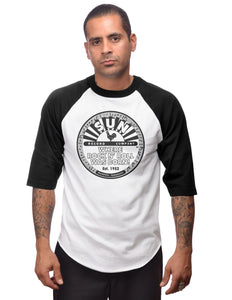 Sun Records Original Men's Raglan Tee