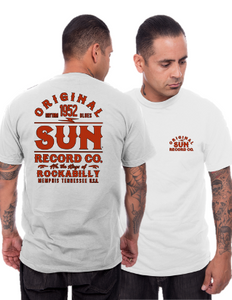 Original Sun Men's Tee in White