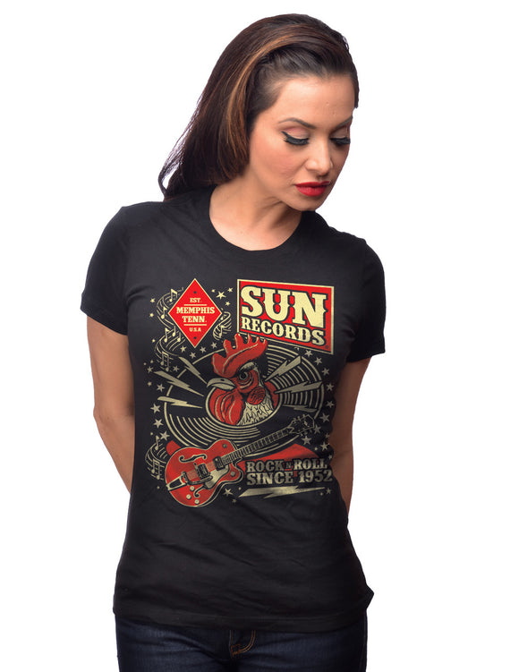 Sun Records Hop Women's Tee