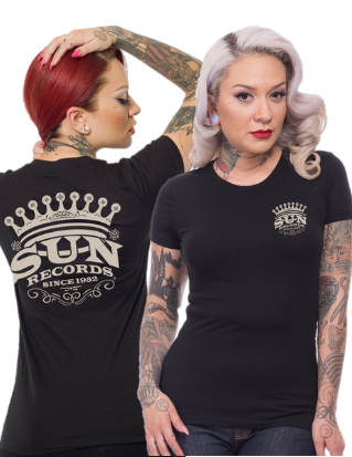 Sun Records Crown Women's Tee