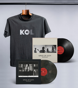 Vinyl Merch Bundle