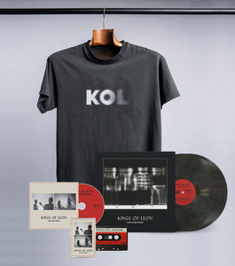 Exclusive Vinyl & CD & Cassette Merch Bundle