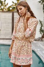 Load image into Gallery viewer, Make It Sweet Floral Romper