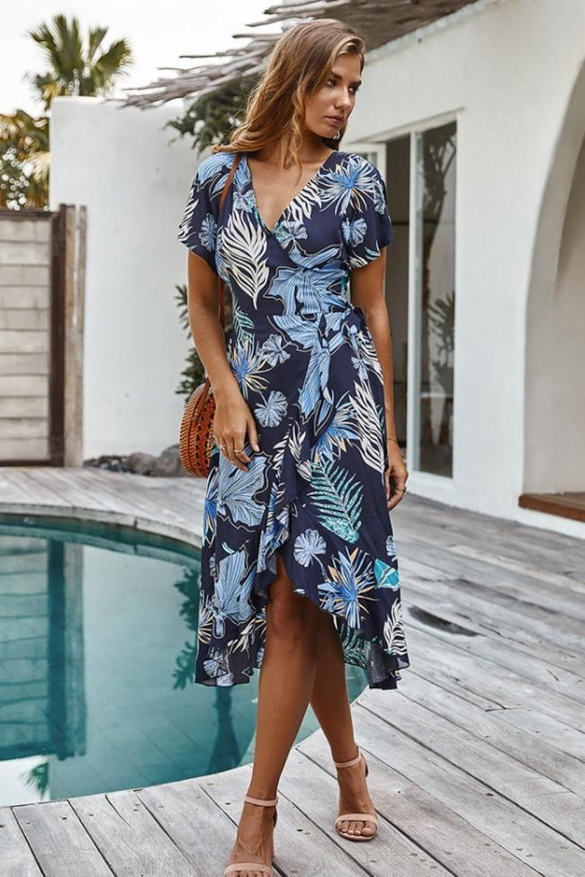 Story Vacation Dress