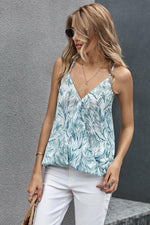 Load image into Gallery viewer, Printed Loose Camisole