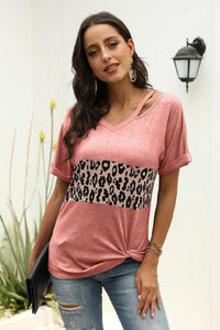 Beautiful Melody Leopard T-Shirt