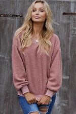 Load image into Gallery viewer, Thickened Cashmere Sweater