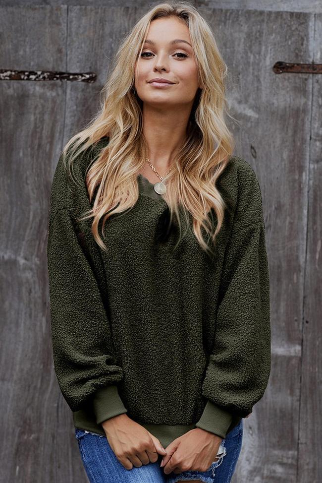Thickened Cashmere Sweater