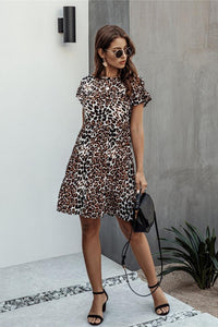Show Your Personality Polka Dot Dress