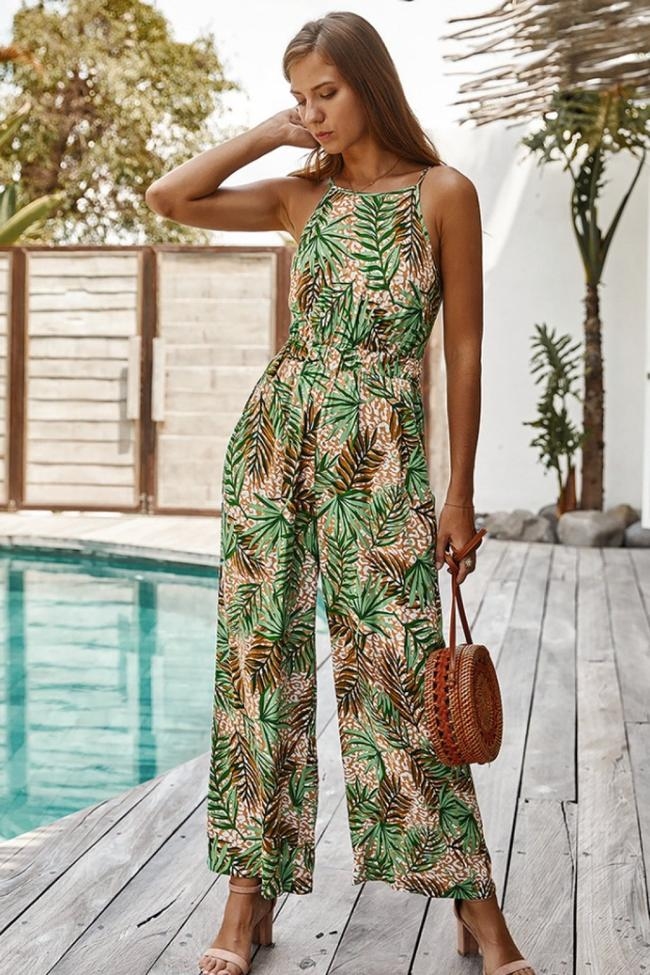Living For Love Camisole Jumpsuit
