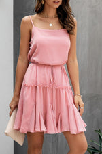 Load image into Gallery viewer, Pretty Lady Ruffled Dress