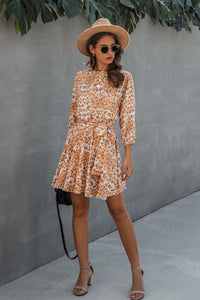 Money Leopard Dress