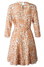 Load image into Gallery viewer, Money Leopard Dress
