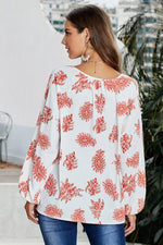 Load image into Gallery viewer, Three Quarter Length Sleeve Loose Blouse