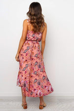 Load image into Gallery viewer, Just The Beginning Floral Dress