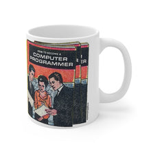 Load image into Gallery viewer, FREE BOOKLET - Computer Programmer 11oz Mug - Mystery Supply Co.