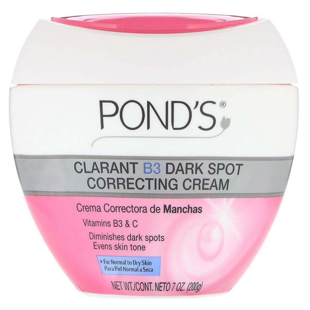 Ponds Clarant B3 Dark Spot Correcting Cream 7 oz