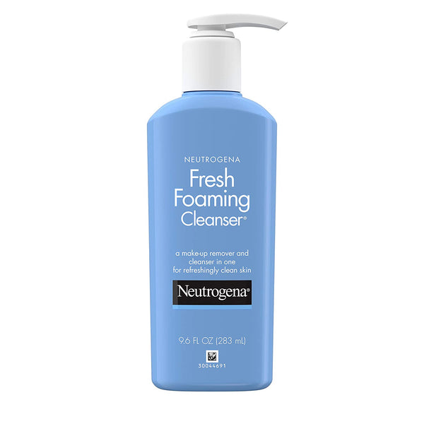 Neutrogena Cleanser Fresh Foaming 9.6 oz Pump