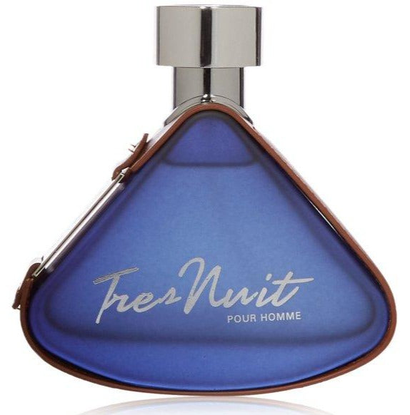 Armaf Tres Nuit by Armaf 3.4 oz Eau De Toilette Spray for men