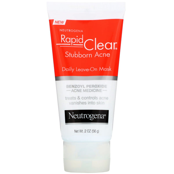 Neutrogena Rapid Clear Leave- In Mask 2 oz